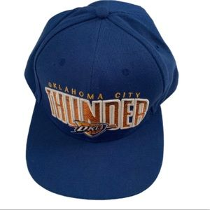 5/$20 Oklahoma City Thunder Snapback Basketball